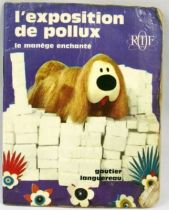 The Magic Roundabout - Mini-Comics Gautier-Languereau Editions ORTF 1970 Dougal\'s exposition
