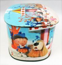 The Magic Roundabout - Tin Candy box - Brochet 1967