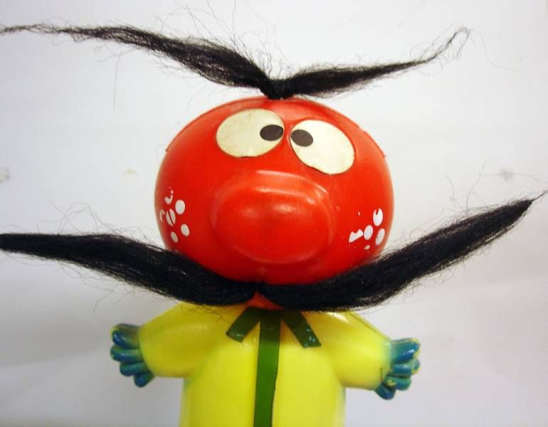 The Magic Roundabout - Zebedee -  Rings game figure - CLD