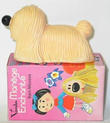 The Magic Roundabout, Dougal Bubble Bath Mint in Box