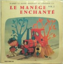 The Magic roundabout, Mini Lp and book, crédit song and others volume2