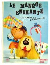 The Magic roundabout, Story book ORTF edition - The umbrella family (second album)