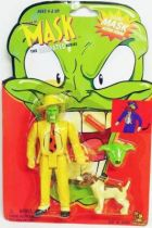 The Mask : The Animated Series -  Belly Bustin\' Mask - Figurine articulée 15cm - Toy Island 1997