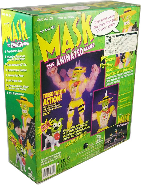the_mask__the_animated_series____mask___milo___figurine_articulee___parlante_30cm___toy_island_1997__2_