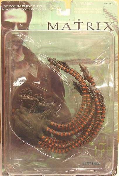 The Matrix - Sentinel Mint on card N2Toys series 2 Action figure