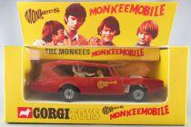 The Monkees - Corgi Toys 277 - Monkeemobile with Repro Box 1:43