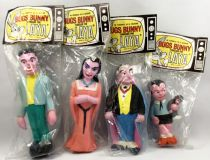 The Munsters - Set of 4 Squeeze Figure Laya (mint in baggie)