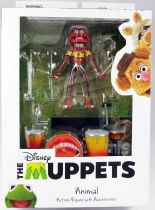 The Muppet Show - Animal - Action-figure Diamond Select Best of Series