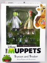 The Muppet Show - Bunsen Honeydew & Beaker - Action-figure Diamond Select Best of Series