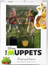 The Muppet Show - Floyd & Janice - Action-figure Diamond Select Best of Series