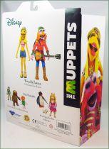 The Muppet Show - Floyd & Janice - Action-figure Diamond Select