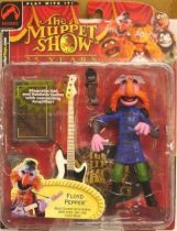 The Muppet Show - Floyd Pepper (blue jacket)