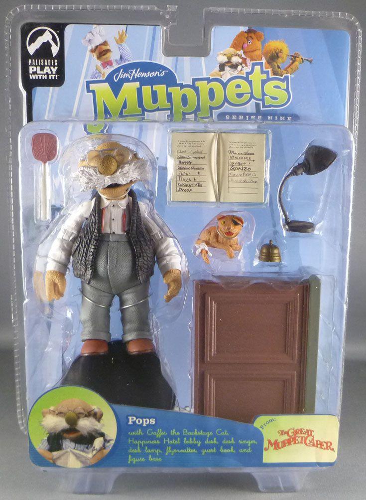 The Muppet Show - Palisades Action Figure - Pops