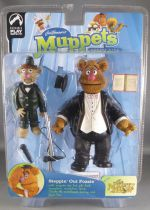 The Muppet Show - Palisades Action Figure - Steppin\' Out Fozzie
