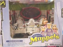 The Muppet Show - Pigs in Space playset & First Mate Piggy