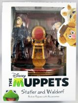 The Muppet Show - Statler & Waldorf - Action-figure Diamond Select Best of Series