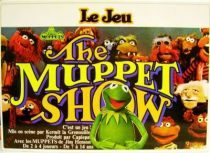 The Muppet Show (The Game) - Capiepa Board Game 1977