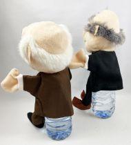 The Muppets - Marionnettes à main - Waldorf & Statler - Exclusivité Albert Heijn (Hollande) 2012