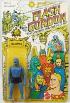 The New Adventures of Flash Gordon - Beastman (neuf sous blister) - Mattel