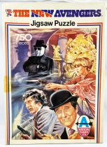 The New Avengers - Jigsaw Puzzle 750p #3 (Arrow Games Ltd 1976)
