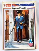 The New Avengers - Jigsaw Puzzle 750p #4 (Arrow Games Ltd 1976)