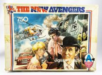 The New Avengers - Jigsaw Puzzle 750p (Arrow Games Ltd 1976)