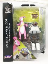 The Nightmare before Christmas - Diamond Select - Easter Bunny & Igor