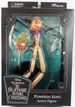 "The Nightmare before Christmas - Diamond Select - Pumpkin King ""Best of Series\"""