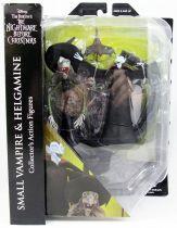 The Nightmare before Christmas - Diamond Select - Small Vampire & Helgamine