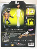 The Nightmare before Christmas - Diamond Select - Wolfman & Melting Man