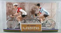 The Original Flandriens - Cycliste Métal - Les Equipes Mythiques - Alcyon & Faema