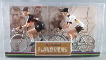 The Original Flandriens - Cycliste Métal - Les Equipes Mythiques - Bertin & Allemand