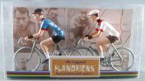 The Original Flandriens - Cycliste Métal - Les Equipes Mythiques - Bic & Américain