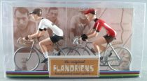 The Original Flandriens - Cycliste Métal - Les Equipes Mythiques - Boule d\'or & Suisse