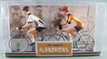 The Original Flandriens - Cycliste Métal - Les Equipes Mythiques - Carpano & Raleigh
