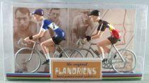 The Original Flandriens - Cycliste Métal - Les Equipes Mythiques - Fiat & Belge