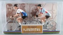 The Original Flandriens - Cycliste Métal - Les Equipes Mythiques - Gitane & Frejus