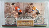 The Original Flandriens - Cycliste Métal - Les Equipes Mythiques - Kas & Hollandais