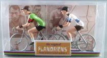 The Original Flandriens - Cycliste Métal - Les Equipes Mythiques - Legnano Pirelli & Ford Gitane