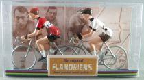 The Original Flandriens - Cycliste Métal - Les Equipes Mythiques - Peugeot & Flandria