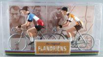 The Original Flandriens - Cycliste Métal - Les Equipes Mythiques - Renault & Français