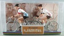 The Original Flandriens - Cycliste Métal - Les Equipes Mythiques - St Raphael & Daf