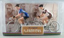 The Original Flandriens - Cycliste Métal - Les Equipes Mythiques - Vêtements Z & Miko