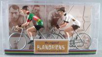 The Original Flandriens - Cycliste Métal - Les Equipes Mythiques - Wiels & Champion du Monde