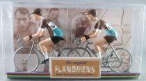 The Original Flandriens - Cycliste Métal - Les Equipes Protour 2019 - AG 2r la mondiale