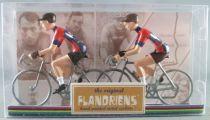 The Original Flandriens - Cycliste Métal - Les Equipes Protour 2019 - Bahrein Merida