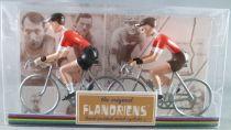 The Original Flandriens - Cycliste Métal - Les Equipes Protour 2019 - CCC Reno