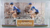 The Original Flandriens - Cycliste Métal - Les Equipes Protour 2019 - Deceuninck -Quickstep floors