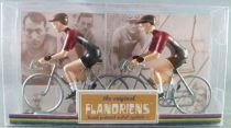 The Original Flandriens - Cycliste Métal - Les Equipes Protour 2019 - Ineos ex Sky