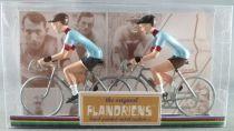The Original Flandriens - Cycliste Métal - Les Equipes Protour 2019 - Katusha Alpecin